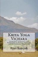 Kriya Yoga Vichara Book PDF