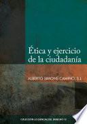 Ética y ejercicio de la ciudadanía