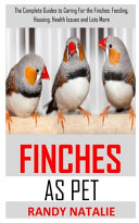 Finches as Pet