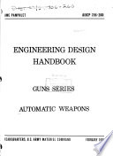 Automatic Weapons Book