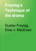 Freytag's Technique of the Drama