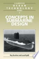 Concepts in Submarine Design