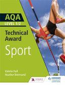 AQA Level 1 2 Technical Award in Sport