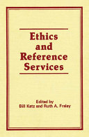 Ethics and Reference Services