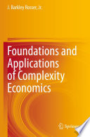 Foundations and Applications of Complexity Economics