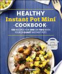 Healthy Instant Pot Mini Cookbook Book PDF