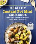 Healthy Instant Pot Mini Cookbook [Pdf/ePub] eBook