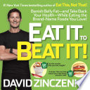 Eat It to Beat It  Book