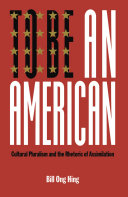 To Be An American Pdf/ePub eBook