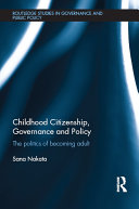 Childhood Citizenship, Governance and Policy [Pdf/ePub] eBook