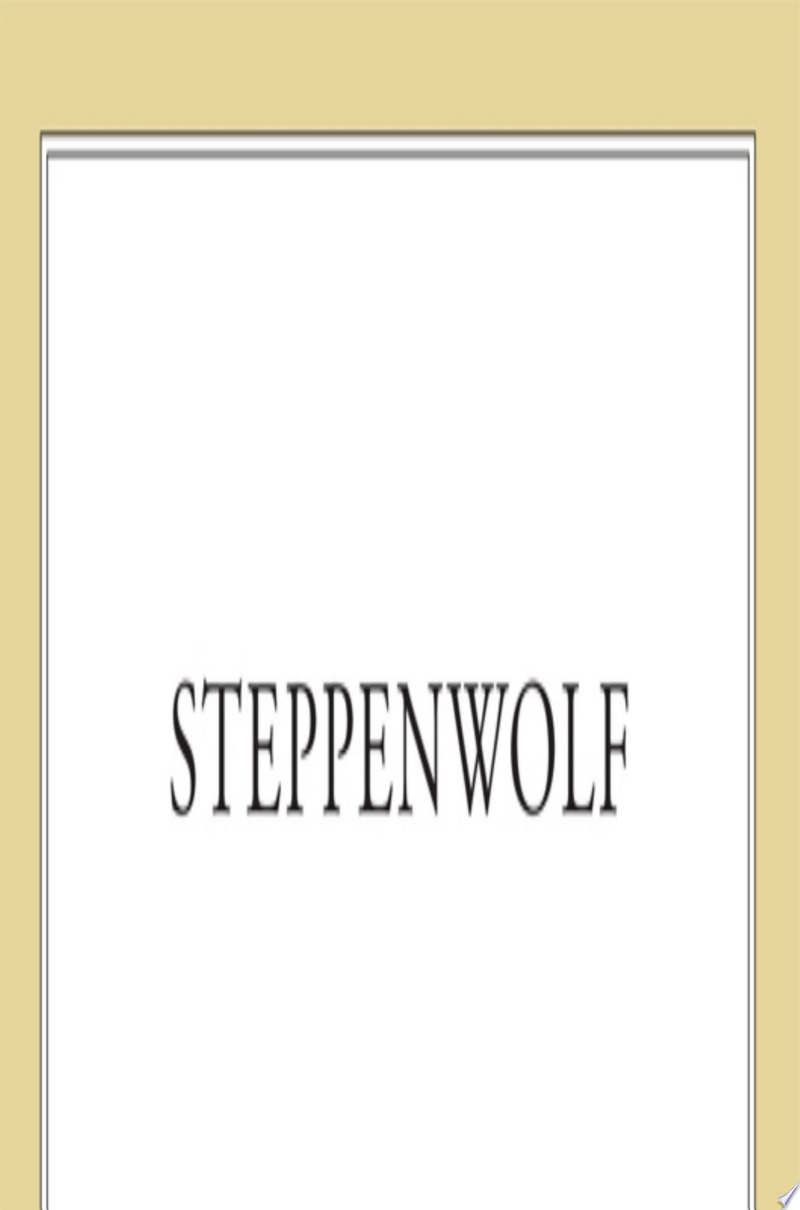 Steppenwolf image
