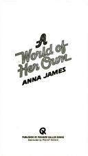 A World of Her Own Book