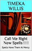 Call Me Right Now Spells ! ! ! Pdf