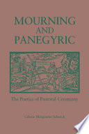 Mourning and Panegyric Book PDF