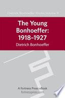 The Young Bonhoeffer