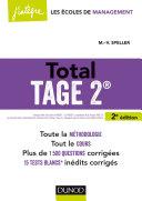 Pdf Total TAGE 2® - 2e éd. Telecharger