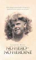 No Hero - No Heroine Book