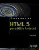 HTML5 para iOS y Android