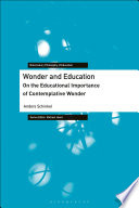 Wonder and Education
