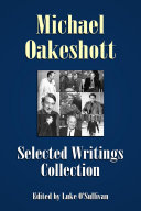 Michael Oakeshott Selected Writings Collection Book