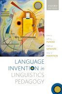 Pdf Language Invention in Linguistics Pedagogy Telecharger