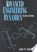 Cover of Advanced Engineering Dynamics