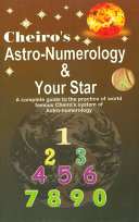 Cheiro's Astro-Numerology and Your Star