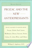 Prozac and the New Antidepressants