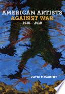 American Artists Against War 1935 2010