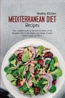 Mediterranean Diet Recipes Book