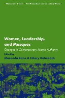 Women, Leadership, and Mosques ebook
