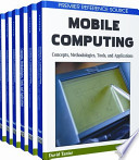 Mobile Computing Concepts Methodologies Tools And Applications