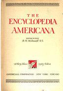 The Encyclopedia Americana Book PDF