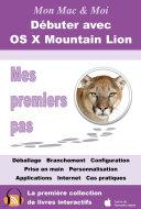 Pdf Débuter avec OS X Mountain Lion - Mes premiers pas Telecharger