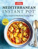 Mediterranean Instant Pot Pdf/ePub eBook