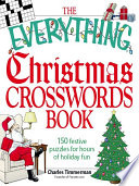 Everything Christmas Crosswords Book