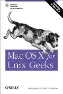 Pdf Mac OS X for Unix Geeks Telecharger