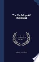 The Hardships of Publishing