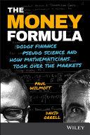 The Money Formula