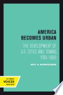America Becomes Urban