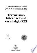 Terrorismo Internacional en el siglo 21