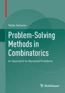 Problem-Solving Methods in Combinatorics