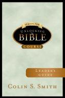 10 Keys for Unlocking the Bible Leader's Guide