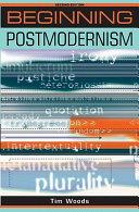 Beginning Postmodernism Book