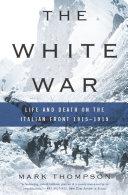 The White War Pdf/ePub eBook