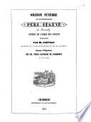 Oraison funèbre du revérendissime Père Eugène de Rumilly...