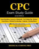 Cpc Exam Study Guide   2019 Edition