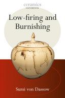 Low-firing and Burnishing