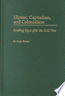 Ulysses, Capitalism and Colonialism