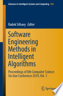 Software Engineering Methods in Intelligent Algorithms